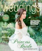 Charleston Weddings cover Spring-2014